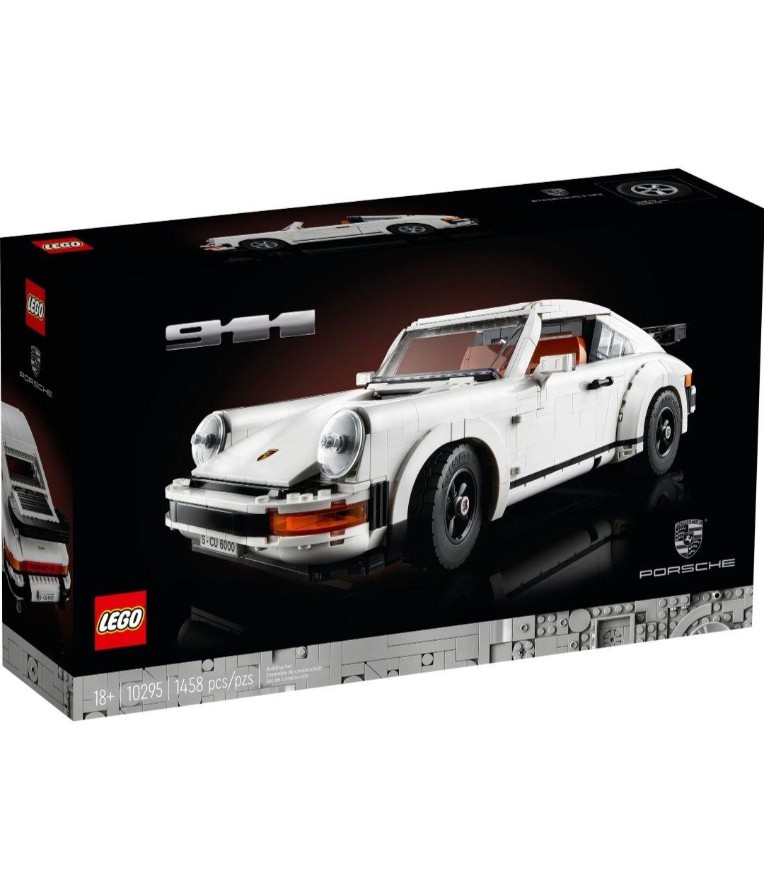 Lego 10295, porsche 911