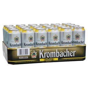 Krombacher Radler Tray 500ml (12 liter) €10 @ Die Grenze