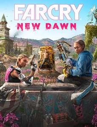 Far Cry New Dawn PS4 en XBOX ONE (fysieke game)