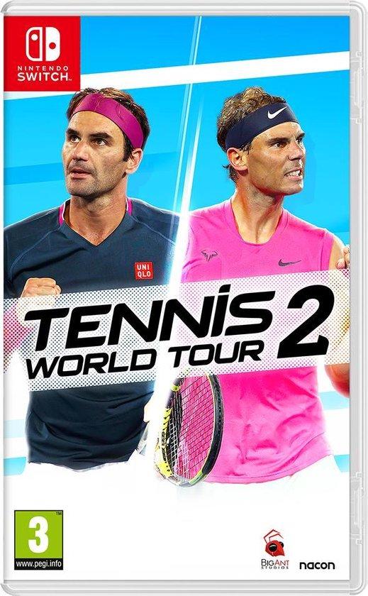 Tennis World Tour 2 - Nintendo Switch