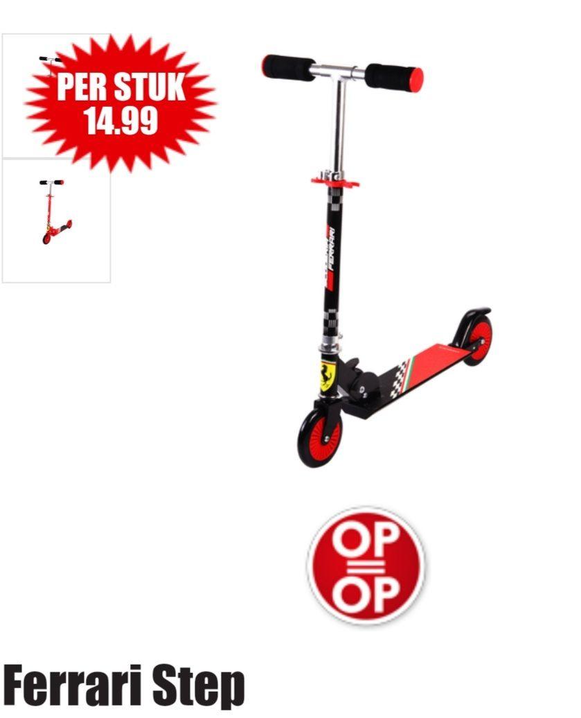 DIRK Ferrari step 14.99