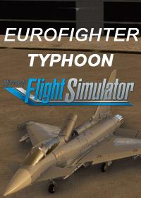 Add-on voor Microsoft Flight Simulator - BREDOK3D - EUROFIGHTER TYPHOON