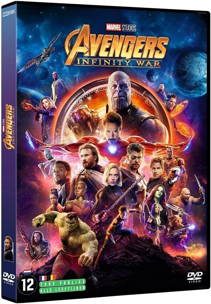 Avengers - Infinity war voor € 7,48 Amazon nl