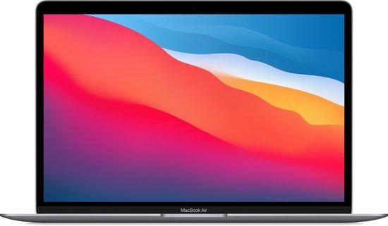 2020 Apple MacBook Air met Apple M1‑chip (13-inch, 8 GB RAM, 512 GB SSD) - spacegrijs