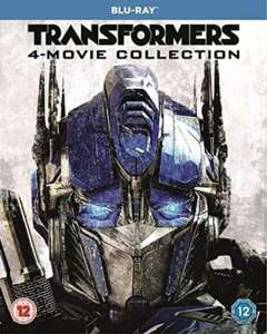 Transformers: 4-Movie Collection (Blu-ray)