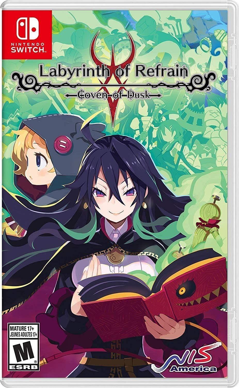 Labyrinth of Refrain: Coven of Dusk (Nintendo Switch) @Amazon UK