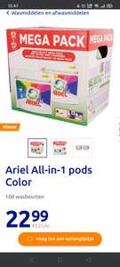 Ariel all in one pods 108 st @Action