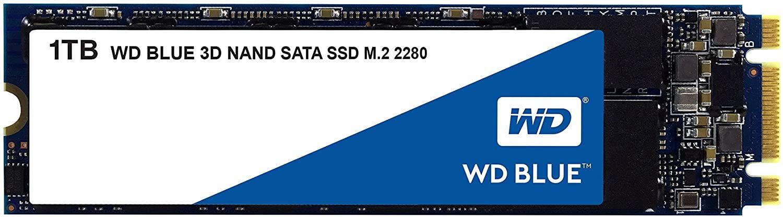 WD Blue 1TB M.2 SSD (TLC) @Amazon DE