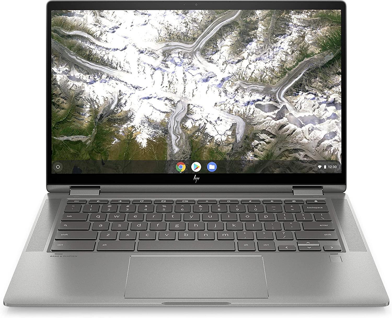 HP Chromebook x360 14C-CA0001ND met FULL HD IPS touch beeldscherm @ Amazon.nl