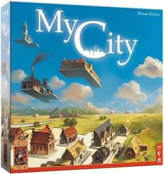 My City (Legacy Bordspel)