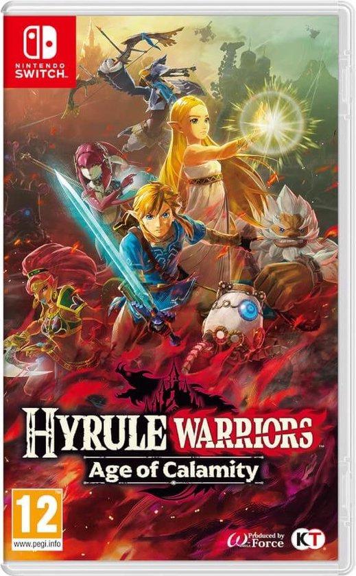 [€25 dmv code] Hyrule Warriors: Age of Calamity (Nintendo Switch) @ Amazon.nl
