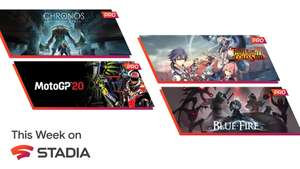 [STADIA PRO] Gratis games in Juni: MotoGP20, The Legend of Heroes: Trails of Cold Steel III, Blue Fire & Chronos: Before the Ashes