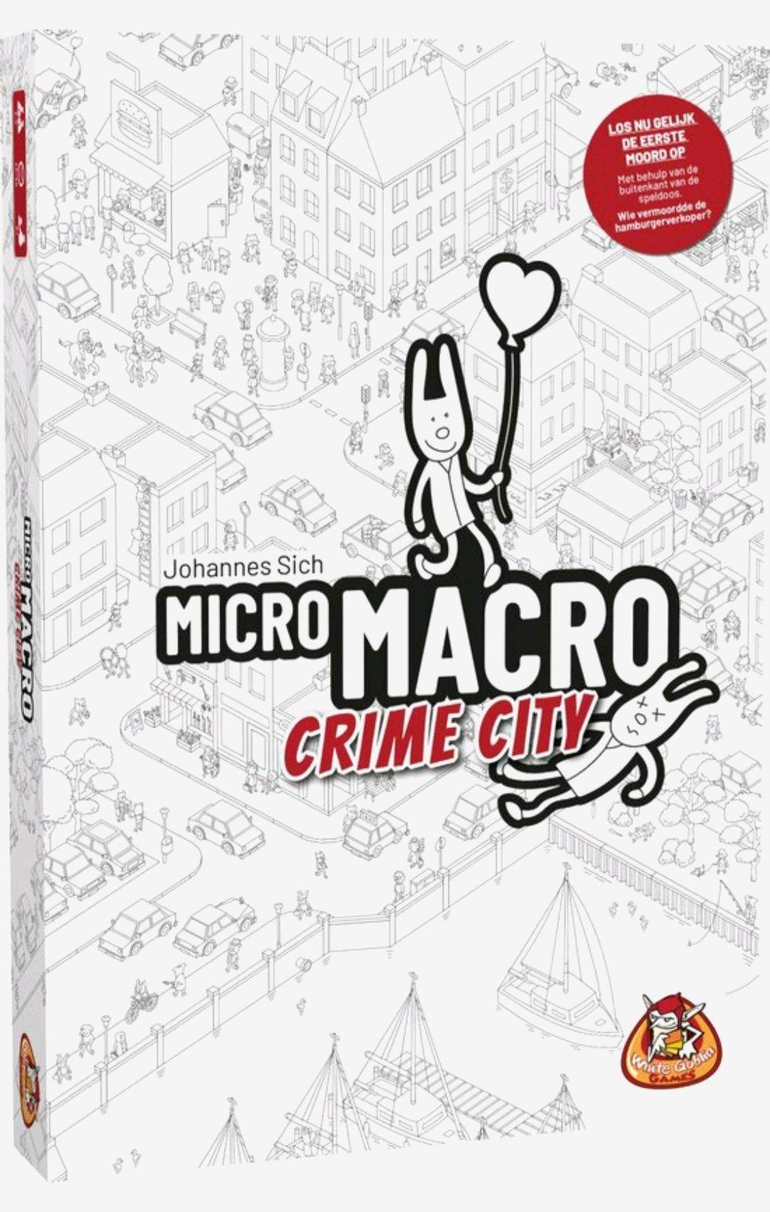 MicroMacro: Crime City (NL)