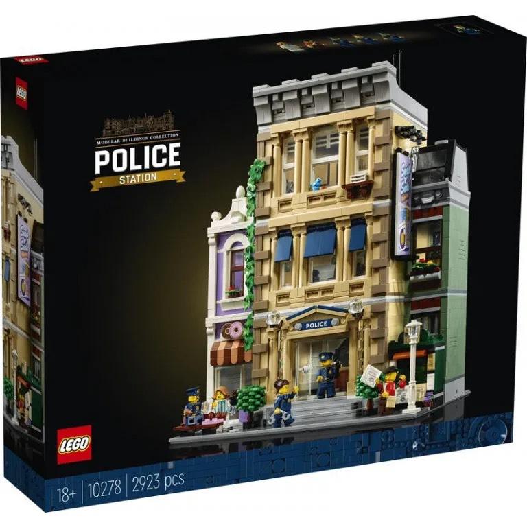 LEGO Creator Expert Politiebureau (10278)