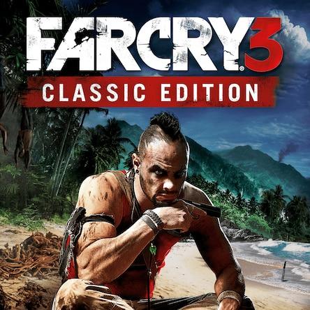 Far Cry 3 Classic Edition (PS4) @ PSN