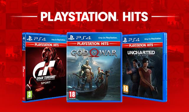 Diverse PS4 Games in de aanbieding @ Wehkamp
