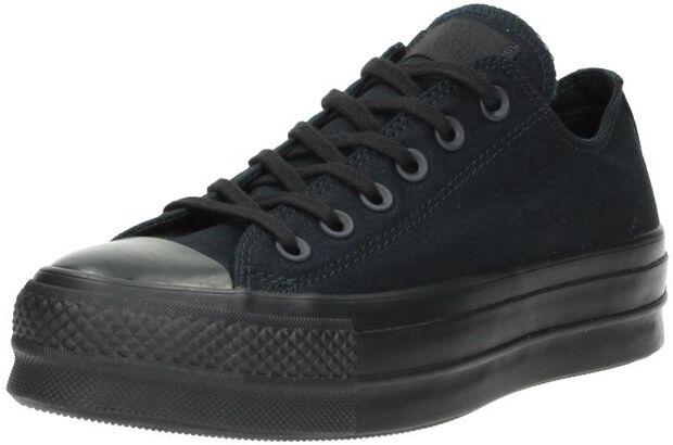 Converse Chuck Taylor All Star Clean Lift Ox dames sneakers €44,99 @Schuurman Schoenen