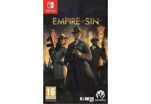 Empire Of Sin - Day One Edition | Nintendo Switch