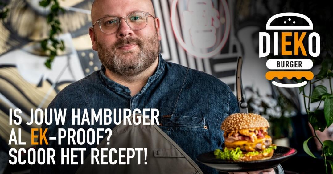 [LOKAAL] Eerste 50 afhaal hamburgers gratis, bij tafel reserveren de 2e hamburger gratis [Rotterdam]