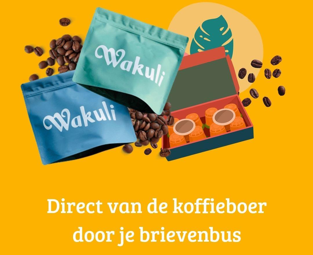 Gratis koffie (vandaag bestellen)