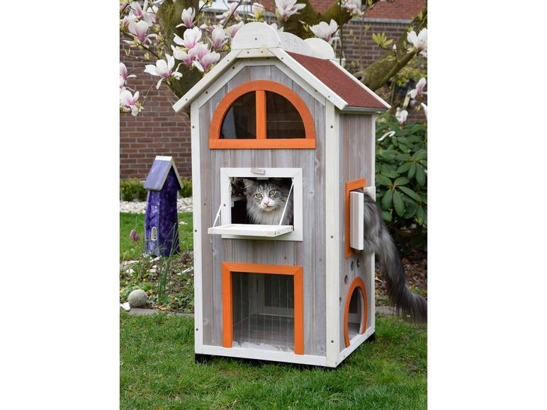 Dobar Kattenvilla XL van €89,99 naar €59,99 @ Lidl-shop