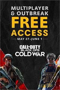 Gratis Call of Duty: Black Ops Cold War (multiplayer en zombies) (27 mei - 1 juni)