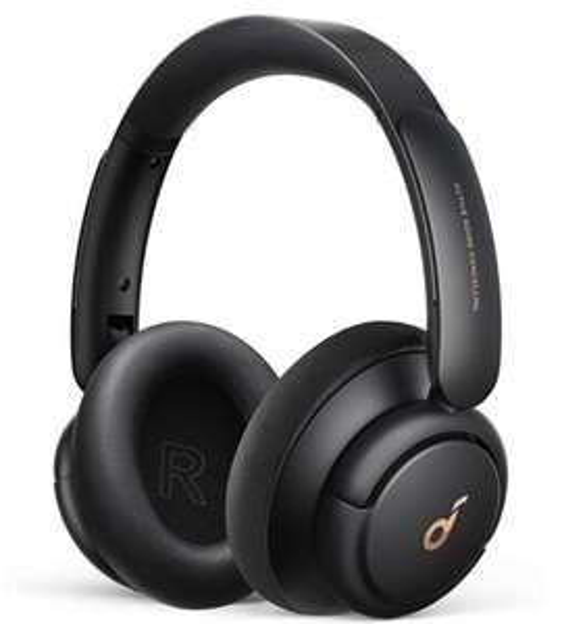 Soundcore by Anker Life Q30-hoofdtelefoon met hybride actieve ruisonderdrukking en meerdere modi, Hi-Res, 40 uur afspeeltijd,