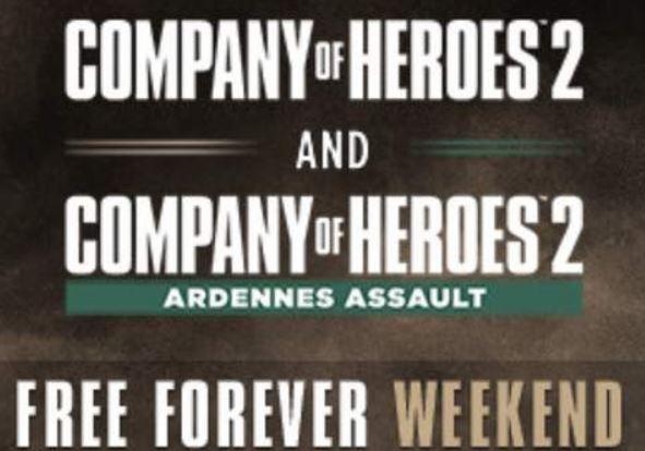 [gratis] Company of Heroes 2 en Company of Heroes 2 - Ardennes Assault @steam
