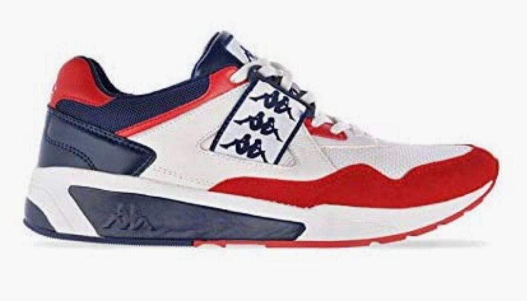 Kappa heren sneaker Authentic Barsel
