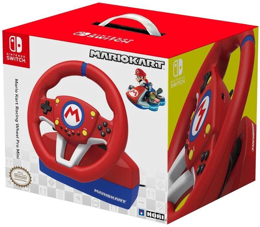 Hori Mario Kart Racing Wheel Pro Mini (Nintendo Switch) @Amazon DE