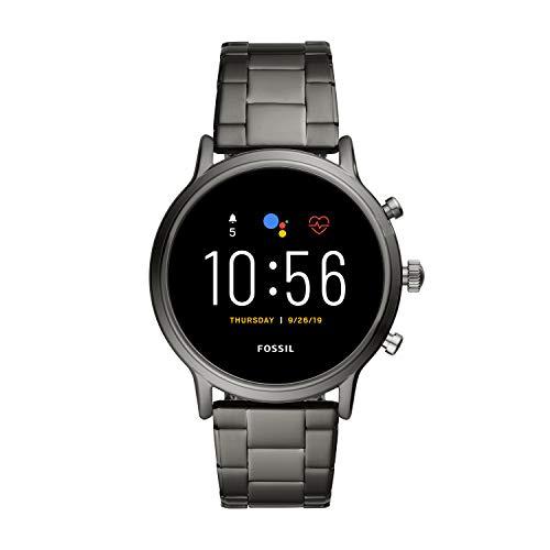 Fossil Gen 5 Smartwatch heren (FTW4024) - 44 mm - Grijs
