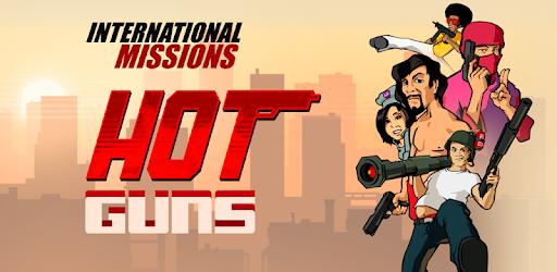 Hot Guns gratis op Google Play en App Store