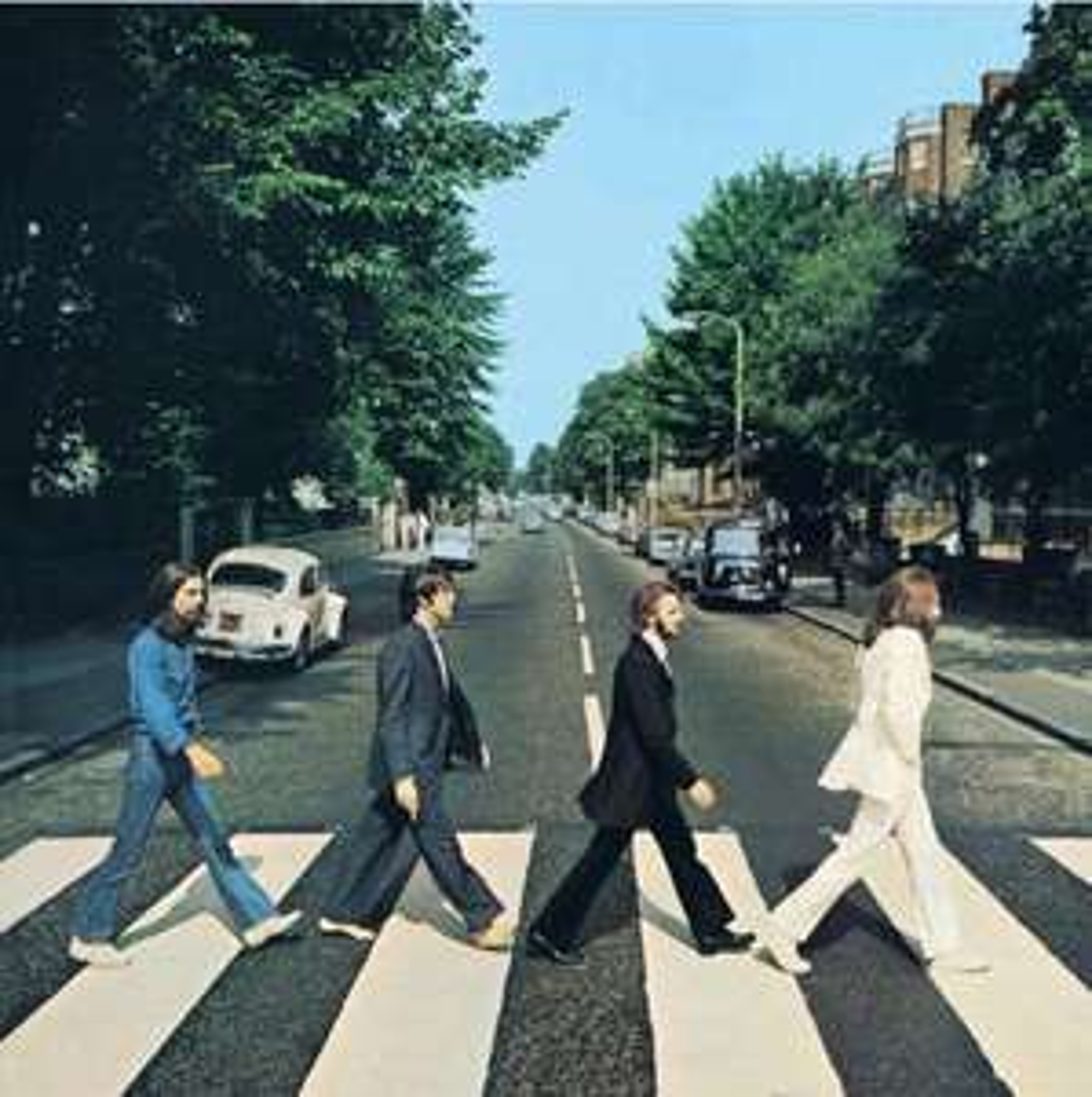 LP: The Beatles - Abbey Road