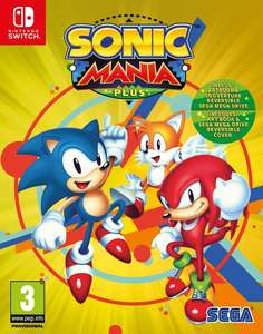 Sonic Mania Plus (Special Edition) - Nintendo Switch