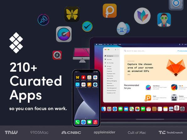 Setapp (uitgebreide selectie Mac apps) nu voor de helft van de reguliere prijs