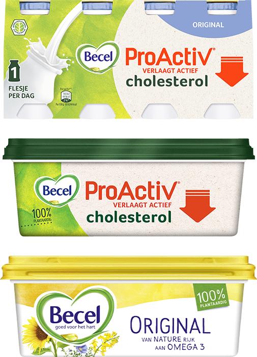 Gratis Becel ProActiv/Original
