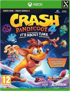 Crash Bandicoot 4: It's about Time (Xbox One / Series X) @Bol