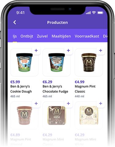 15 euro aan boodschappen voor 10 CENT Amsterdam Binnen de ring of net er buiten. (Bezorging vanaf Da Costakade)
