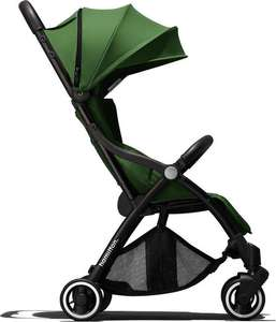 IBOOD: Hamilton One Prime X1 Magic Fold buggy groen