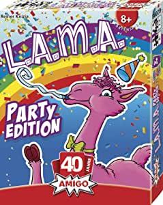 L.A.M.A. speelgoed van het jaar - Party edition - Duitse handleiding
