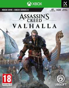 FlitsDeal: Assassin's Creed Valhalla (PS4, PS5 en Xbox One)
