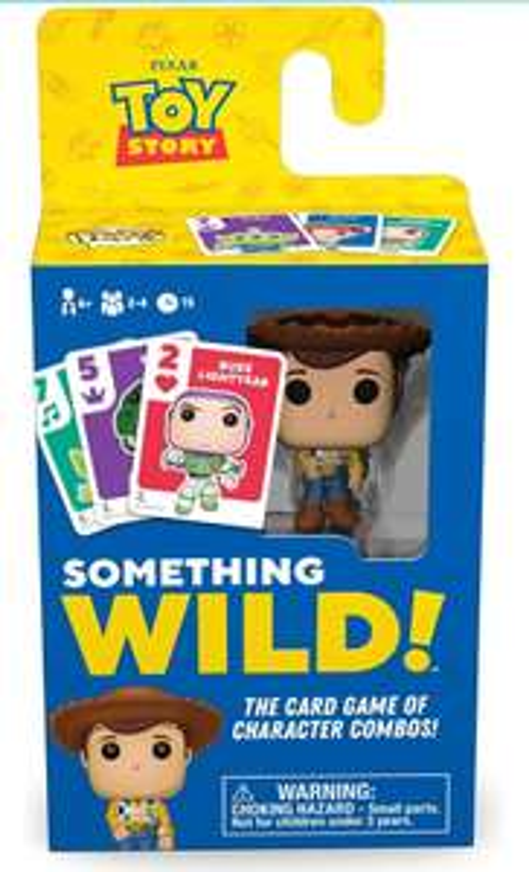 Something Wild Toy Story (en andere varianten)