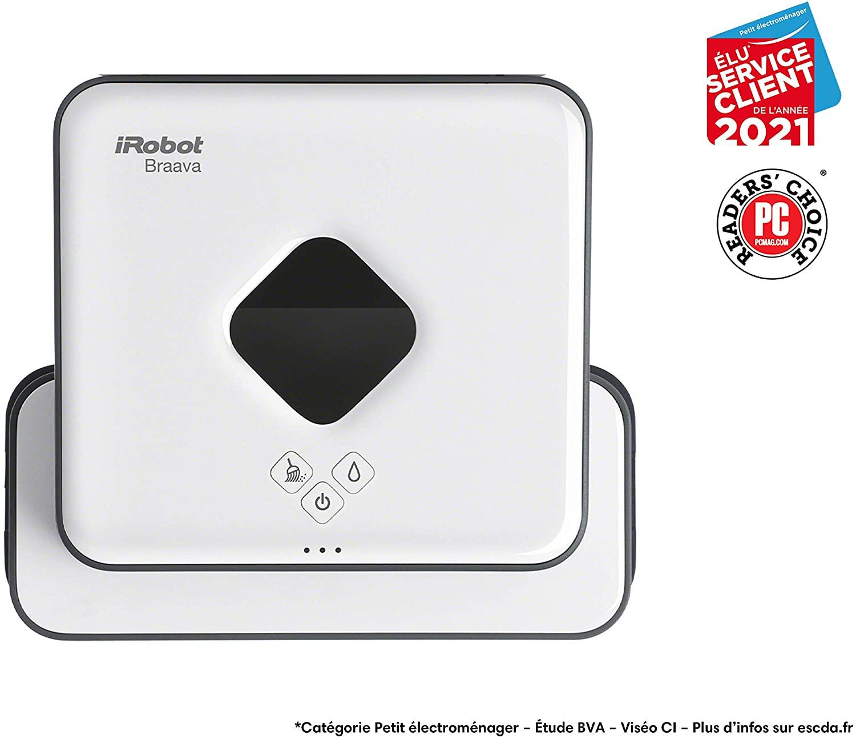 iRobot Braava 390t Dweilrobot (Warehouse, Als nieuw)