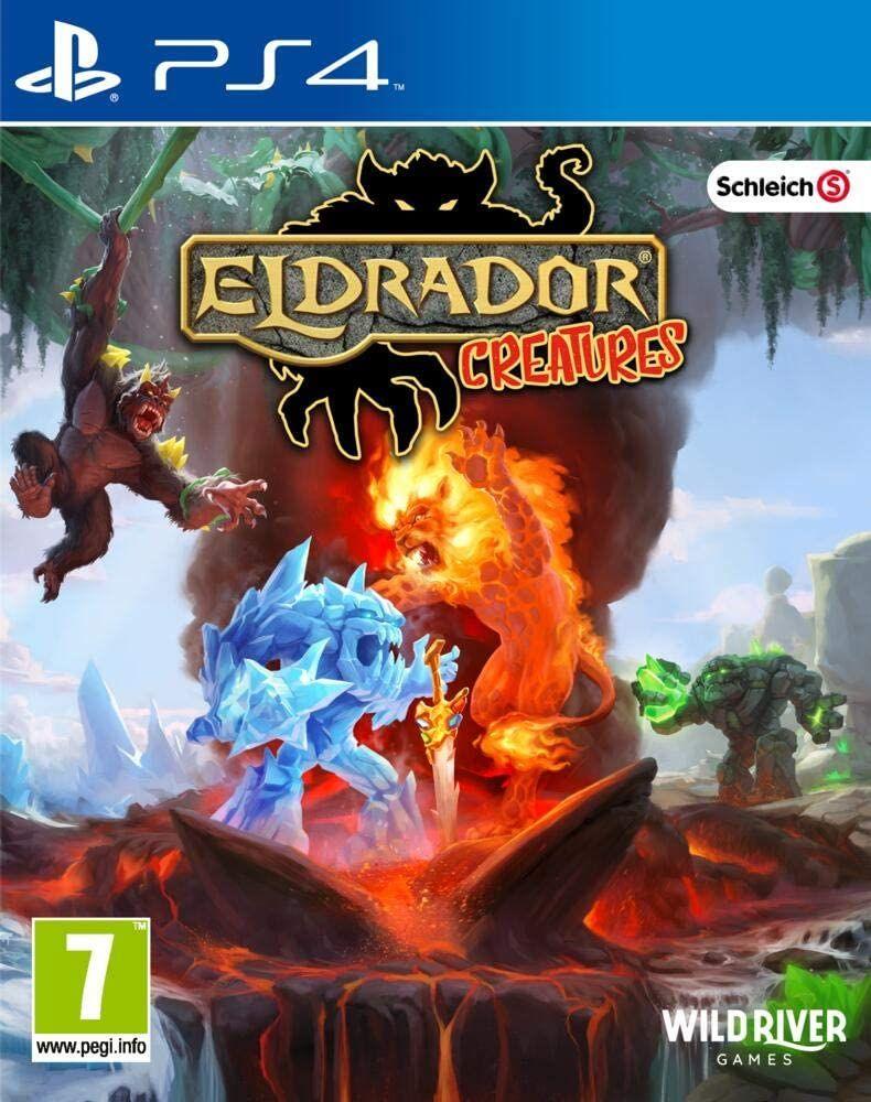 Eldrador Creatures (PS4) @Amazon UK