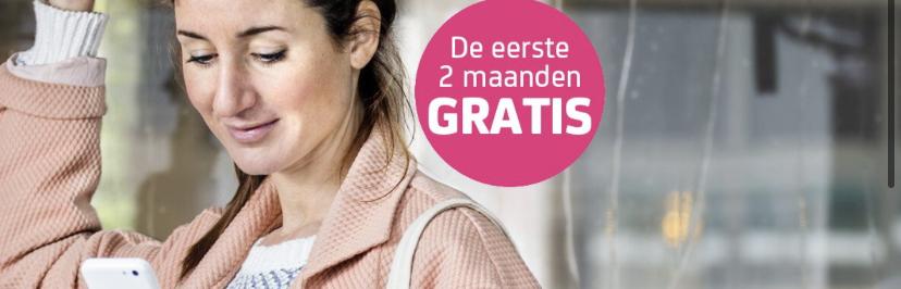 SNS Bank eerste 2 maanden gratis