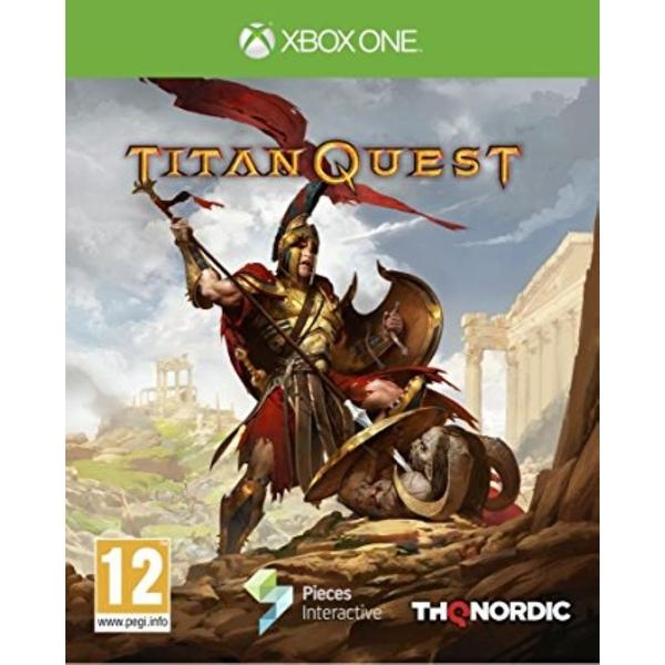 Titan Quest Xbox One (PS4 is €4,19) @ Shop4NL