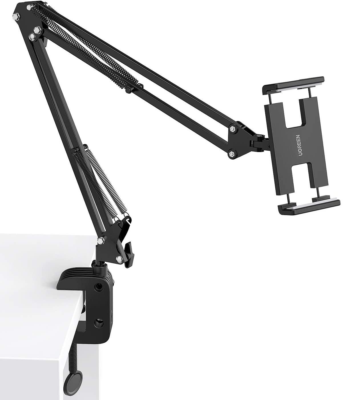 UGREEN telefoonhouder/tablethouder met 360° verstelbare arm voor €19,99 @ Amazon.nl