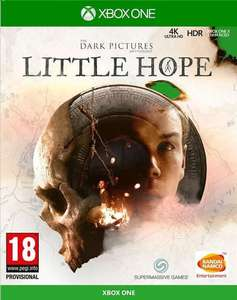 XB1/PS4 The Dark Pictures : Little Hope @ Bol.com