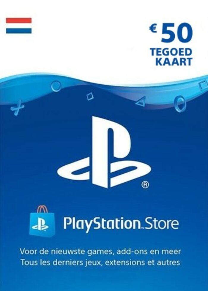 PlayStation Network NL €50 tegoedkaart (digitale code) voor €43,98 @ Eneba