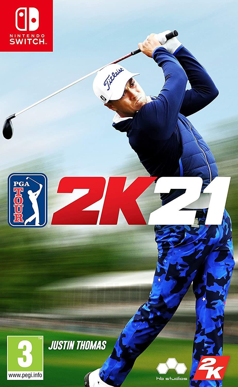 PGA Tour 2k21 (Nintendo Switch) @Amazon UK